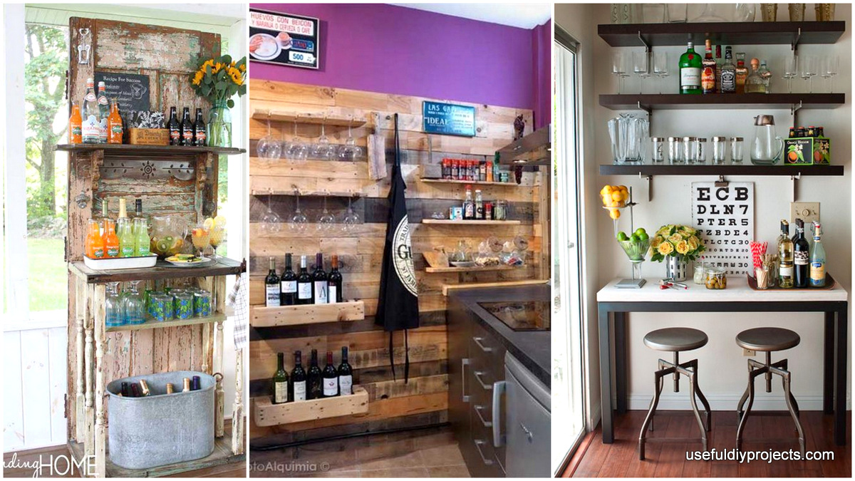 15 epic home bar ideas that you can do in your home useful diy