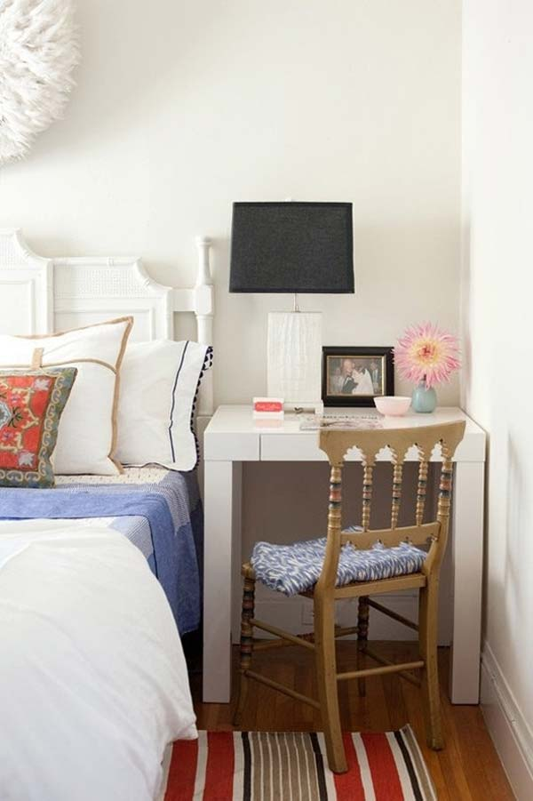15 Smart and Ingenious Ways To Decorate Your Tiny Bedroom On A Budget usefuldiyprojects (2)