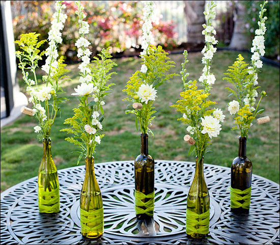 17 Fascinatingly Beautiful DIY Wine Bottle Crafts To Accessorize Your Decor usefuldiyprojects.com 14 - 17 Fascinatingly Beautiful DIY Wine Bottle Crafts To Accessorize Your Decor
