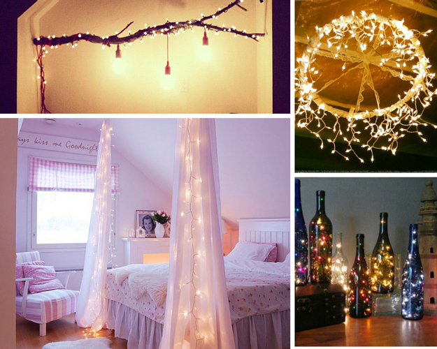 String Lights Add Romance And Drama To Any Décor