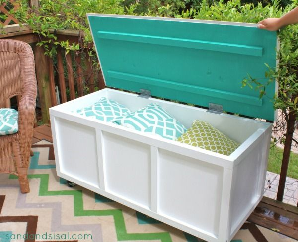 22 Creative Fun DIY Garden Furniture Projects You Will Adore-usefuldiyprojects.com (20)