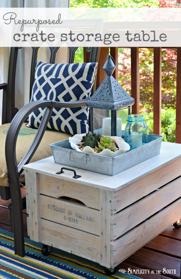 Garden Furniture Projects You Will Adore-usefuldiyprojects.com (4)