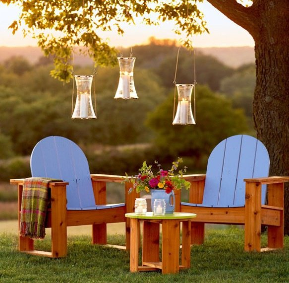 22 Creative Fun DIY Garden Furniture Projects You Will Adore-usefuldiyprojects.com (7)