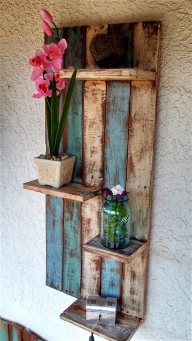 22 Spectacular DIY Wooden Home Projects That Will Beautify Your Household usefuldiyprojects.com woo decor ideas (3)