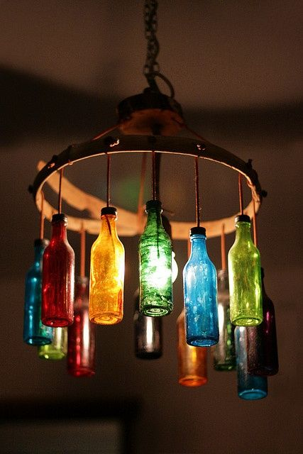 23+ Fascinating Ways To Reuse Glass Bottles Into DIY Projects Creatively usefuldiyprojects.com ideas (1)