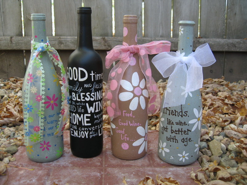 Ways To Reuse Glass Bottles Into DIY Projects Creatively usefuldiyprojects.com ideas (23)