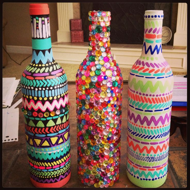 Art Projects With Small Glass Jars