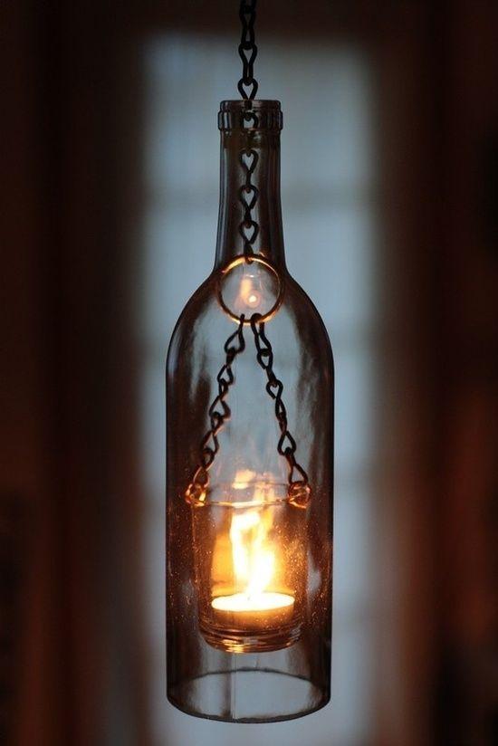 24 Beautiful Simple DIY Lighting Fixtures Ideas-usefuldiyprojects.com (1)