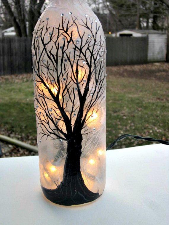 24 Beautiful Simple DIY Lighting Fixtures Ideas-usefuldiyprojects.com (9)
