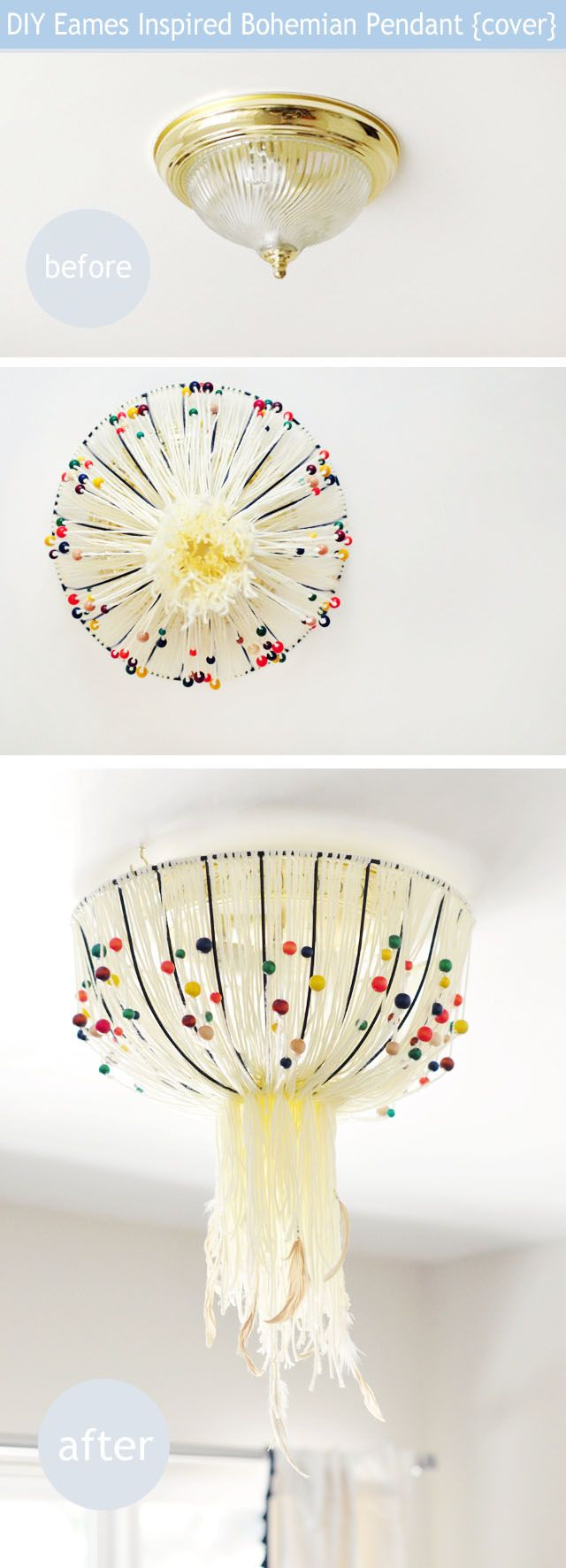 24 Beautiful Simple Lighting Fixtures Ideas-usefuldiyprojects.com (32)