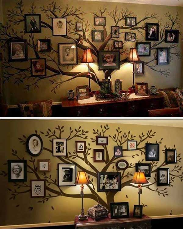 DIY Wall Art Design Ideas To Beautify Your Home
