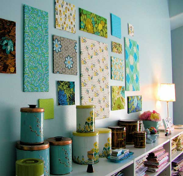 27 Mesmerizing DIY Wall Art Design Ideas