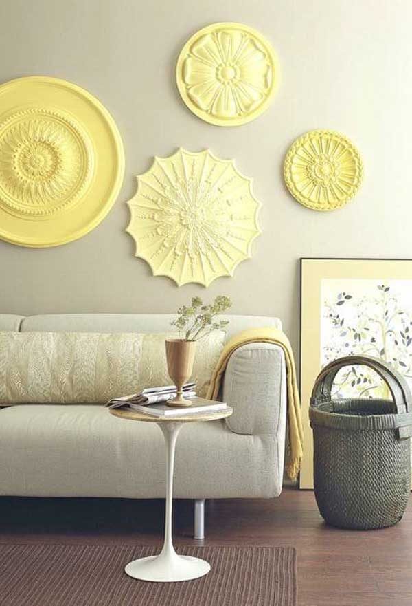 Mesmerizing DIY Wall Art Design Ideas To Beautify Your Home