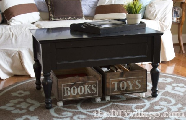 28 Simply Extraordinary Ways to Repurpose Wooden Crates Into Vintage Accessories usefuldiyprojects.com decor (13)