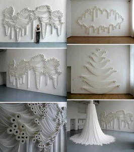 30 Diy Wall Art Toilet Paper Rolls Projects To Enhance Your Blank Walls Homesthetics Decor Ideas 16 Useful Diy Projects