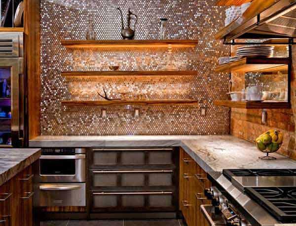 30 Insanely Beautiful and Unique Kitchen Backsplash Ideas to Pursue usefuldiyprojects.com decor ideas (21)