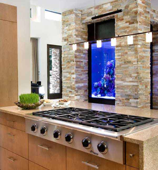 30 Insanely Beautiful and Unique Kitchen Backsplash Ideas to Pursue usefuldiyprojects.com decor ideas (5)