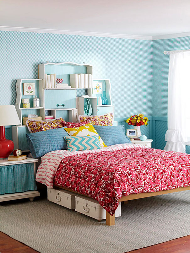 30 Smart and Creative DIY Headboard Projects To Start Right Away usefuldiyprojects.com decor (18)