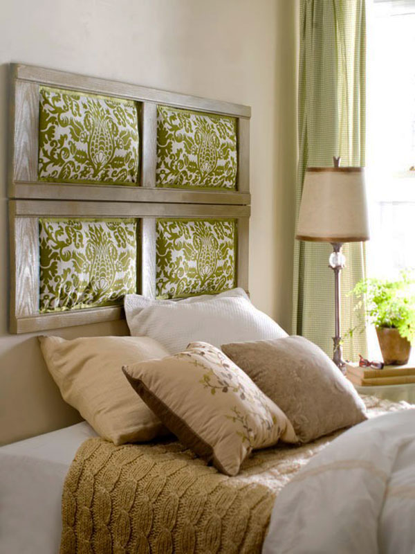 30 Smart and Creative DIY Headboard Projects To Start Right Away usefuldiyprojects.com decor (21)