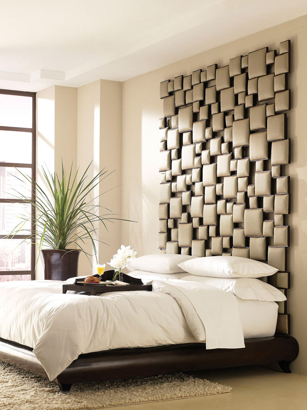 30 Smart and Creative DIY Headboard Projects To Start Right Away usefuldiyprojects.com decor (23)