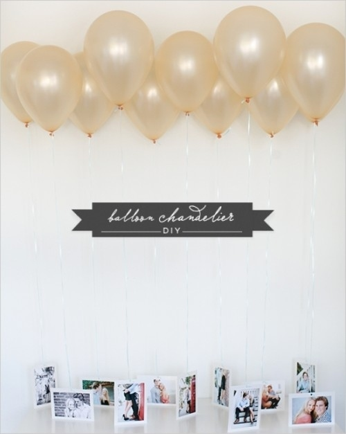 32 Creatively Ingenious DIY Projects To Do With Balloons usefuldiyprojects (10)