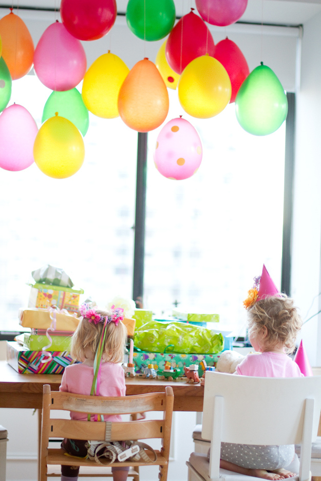 32 Creatively Ingenious Balloons DIY Projects