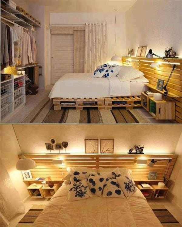 33 Insanely Smart and Creative Wooden Pallets Recycling Ideas Worth Doing usefuldiyprojects.com decor (24)