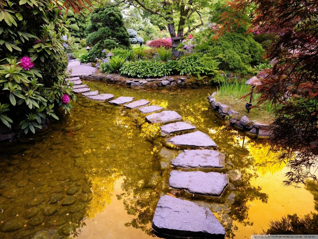 36  Beauteous and Alluring Garden Paths and Walkways For Your Little Drop of Heaven (7)