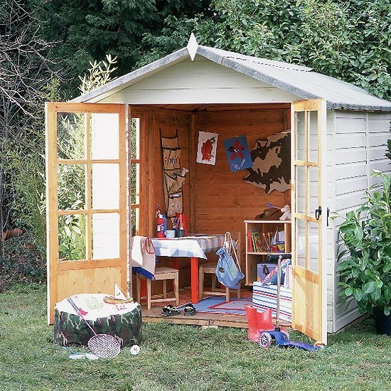 TRANSFORM YOUR SHED INTO SOMETHING EXTRAORDINARY BEAUTIFUL