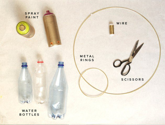 45 Different Ways to Use Plastic Bottles Into Sustainable DIY Crafts usefuldiyprojects.com decor ideas (15)