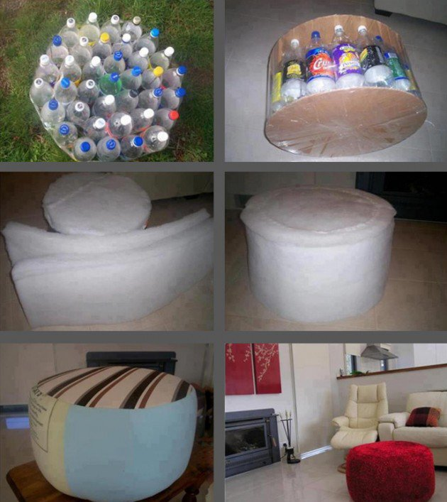45 Different Ways to Include Plastic Bottles Into Sustainable DIY Crafts usefuldiyprojects.com decor ideas (41)
