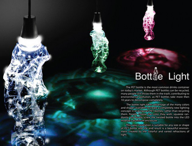 45 Different Ways to Use Plastic Bottles Into Sustainable DIY Crafts usefuldiyprojects.com decor ideas (8)