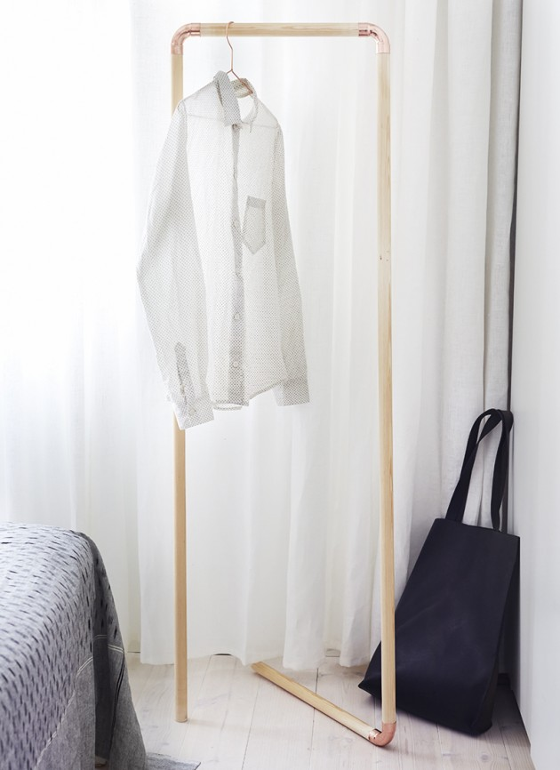 Clothing Storage Solutions For Small Spaces-usefuldiyprojects (35)