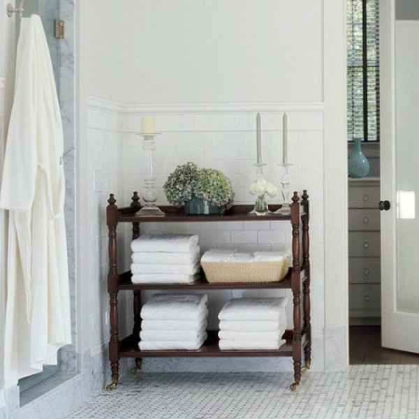 Creative Yet Practical DIY Bathroom Storage Ideas-usefuldiyprojects.com (19)