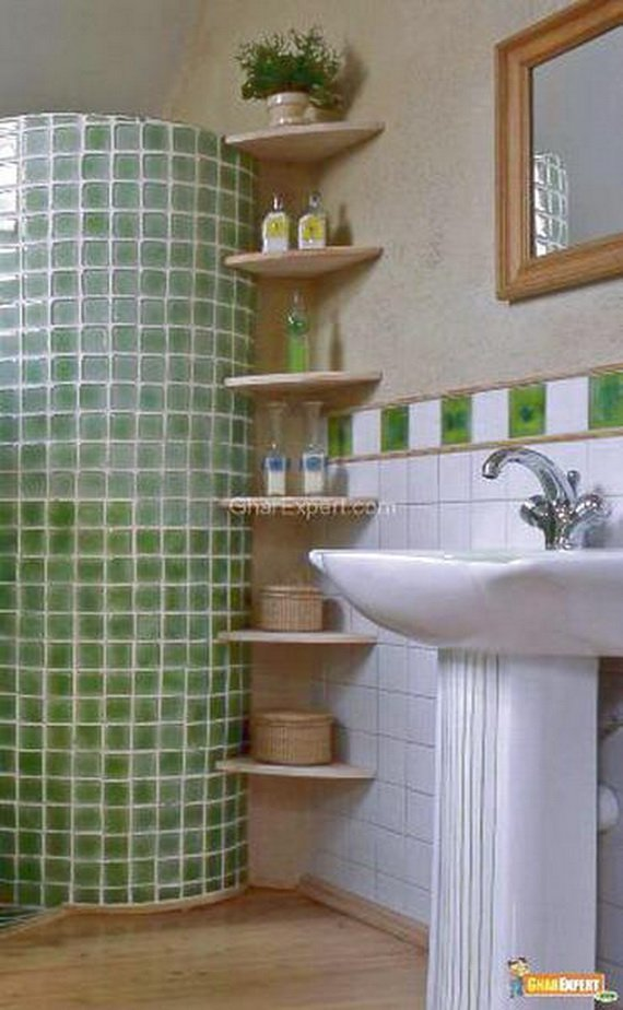 Creative Yet Practical DIY Bathroom Storage Ideas-usefuldiyprojects.com (2)