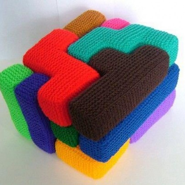 Transform Your Furniture With Knitted Furniture Crafts-usefuldiyprojects (44)