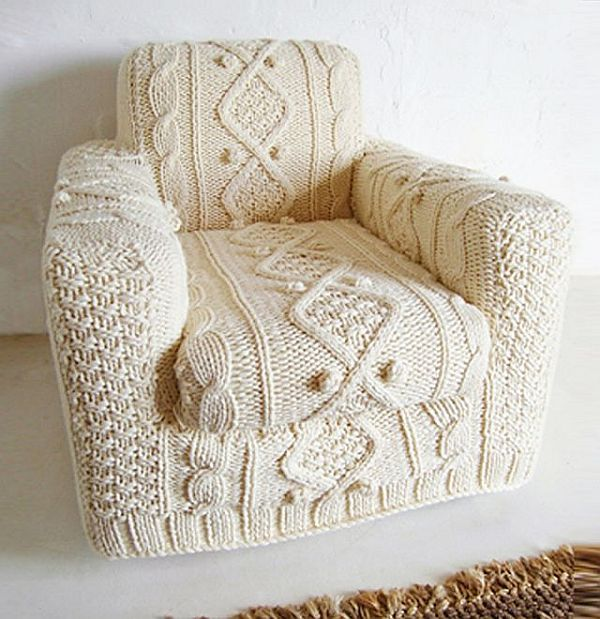 Transform Your Furniture With Knitted Furniture Crafts-usefuldiyprojects (46)