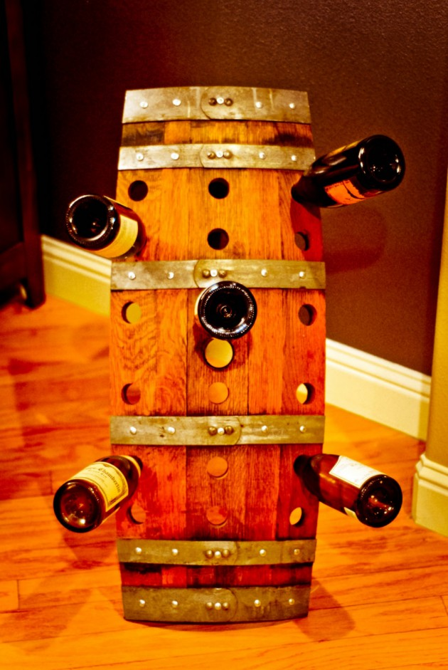 DIY Ideas Wine Barrels Ideas to Try This Summer-usefuldiyprojects (3)