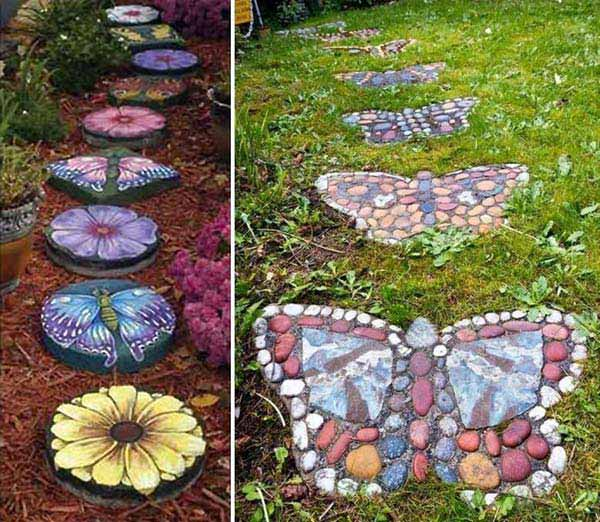 26 DIY Rock Garden Decorating Ideas of Immense Beauty usefuldiyprojects (1)