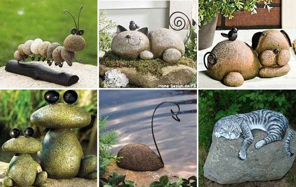 26 DIY Rock Garden Decorating Ideas of Immense Beauty usefuldiyprojects (16)