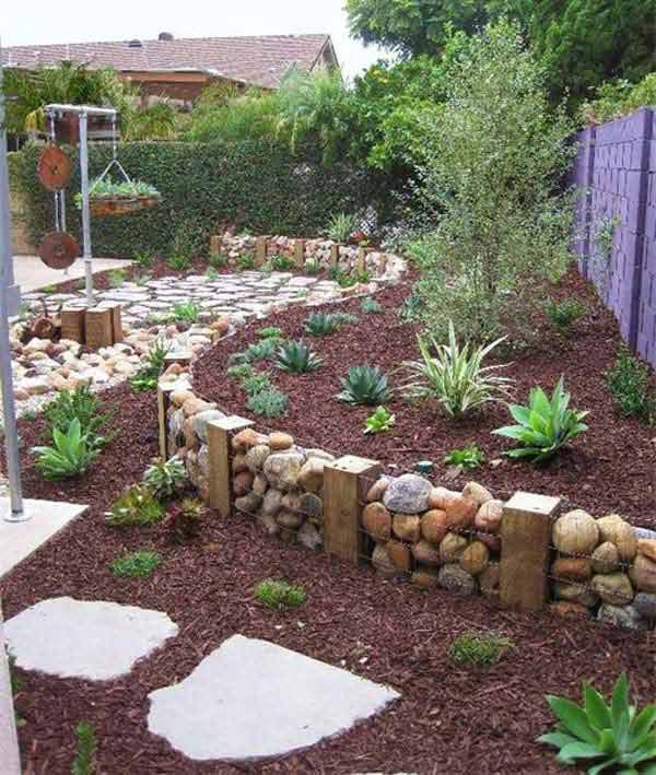 26 DIY Rock Garden Decorating Ideas of Immense Beauty usefuldiyprojects (2)
