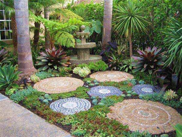 26 DIY Rock Garden Decorating Ideas of Immense Beauty usefuldiyprojects (20)
