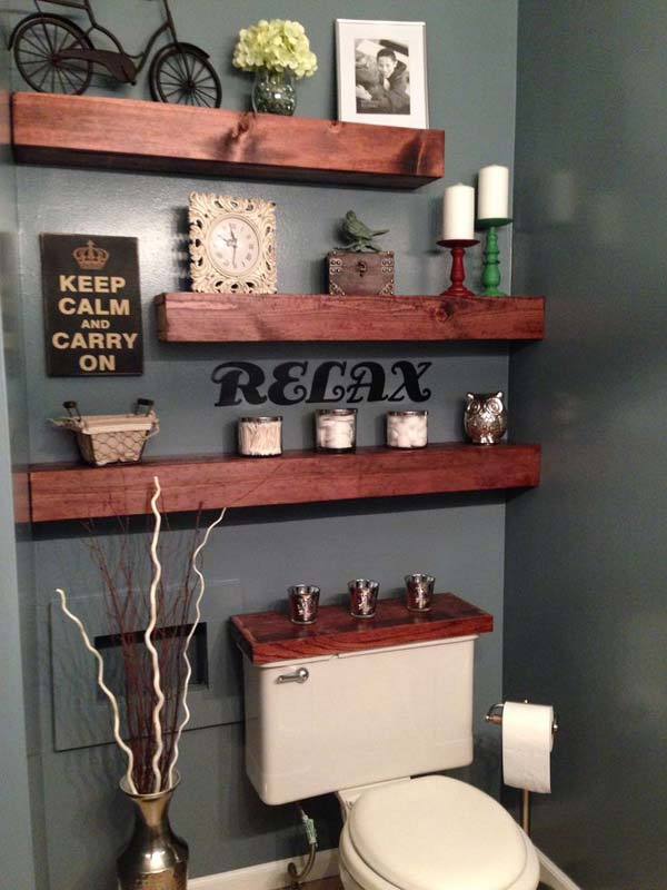 Cool Display Ideas For a Cozy Welcoming Household usefuldiyprojects (21)