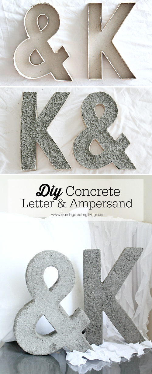 19 Beautiful DIY Cement Crafts To Add Diversity To Your Interior Decor-usefuldiyprojects (12)