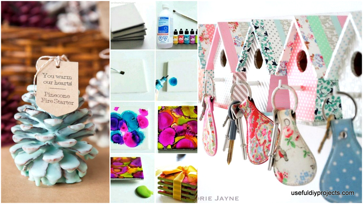 15 Crafts to make and Sell!