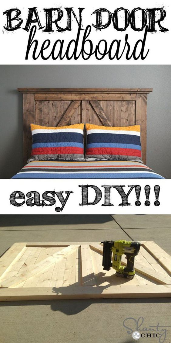 23230846b9488eddd5d44586aac0a029 - 16 DIY Headboards That Can Revamp Your Bed