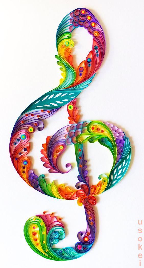 colorful key sol