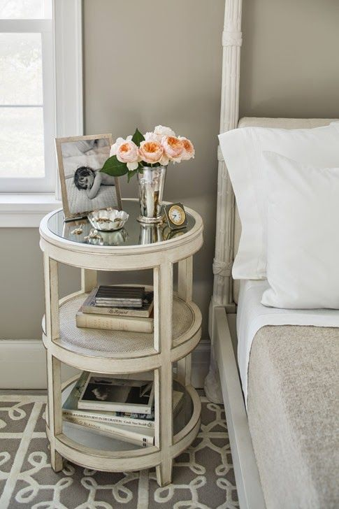 DIY nightstand exuding elegance and beauty