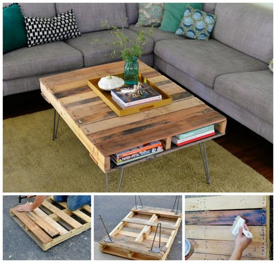 hairpin legs table