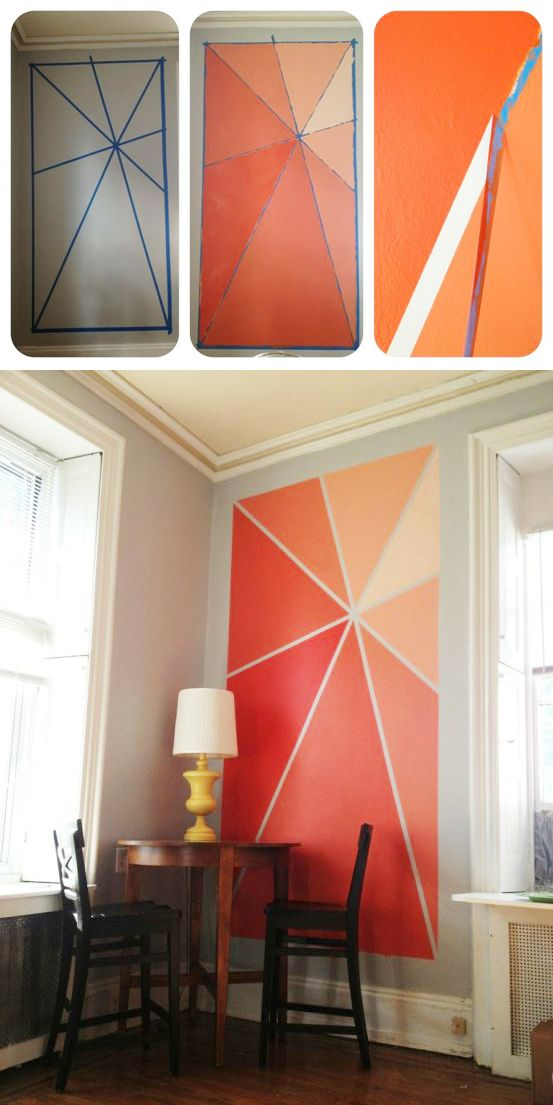 Diy Wall Painting Ideas To Refresh Your Decor Useful Diy Projects